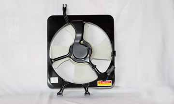 TYC # 610180 Radiator Fan Replaces OE # 38611-PAA-A01