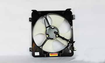 TYC # 610280 Radiator Fan Replaces OE # 80161-S04-000