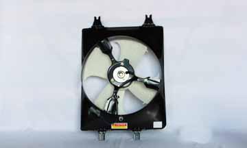 TYC # 610410 Radiator Fan Fits OE # 38616-P8F-A01