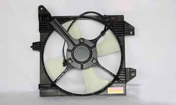 TYC # 610510 Radiator Fan Fits OE # MR464708