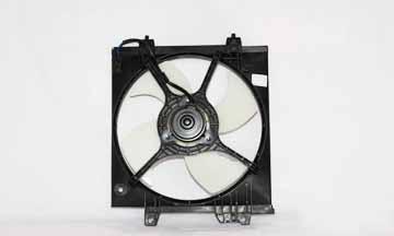 TYC # 610550 Radiator Fan Fits OE # 73313AE00A
