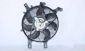 TYC # 610630 Radiator Fan Fits OE # 92120-9Z400