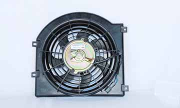 TYC # 610740 Radiator Fan Fits OE # 8-97143-257-0