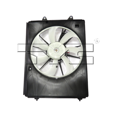TYC # 611490 Radiator Fan Fits OE # 38615-5J6-A01