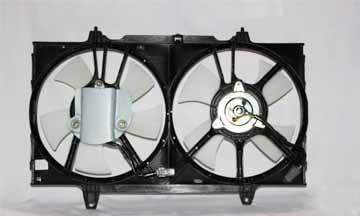 TYC # 620030 Radiator Fan Replaces OE # 21481-5B600