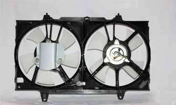 TYC # 620030 Radiator Fan Fits OE # 21481-5B600