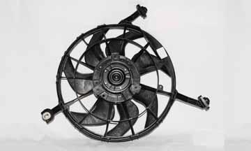 TYC # 620070 Radiator Fan Fits OE # 22137329