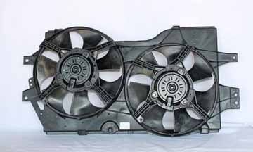 TYC # 620140 Radiator Fan Replaces OE # 4682624AB