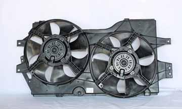 TYC # 620140 Radiator Fan Fits OE # 4682624AB