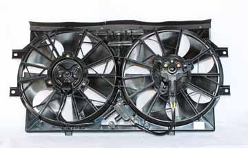 TYC # 620160 Radiator Fan Fits OE # 4596212