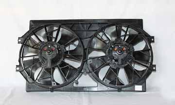 TYC # 620310 Radiator Fan Fits OE # 4592084