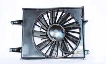 TYC # 620330 Radiator Fan Fits OE # 21481-0B701