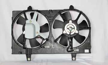 TYC # 620360 Radiator Fan Fits OE # 21486-1L010