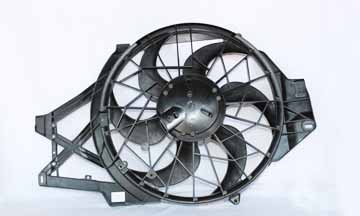 TYC # 620470 Radiator Fan Fits OE # F8ZZ 8C607 BA