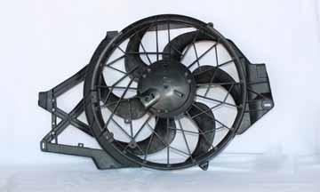 TYC # 620500 Radiator Fan Fits OE # YR3Z 8C607 AB