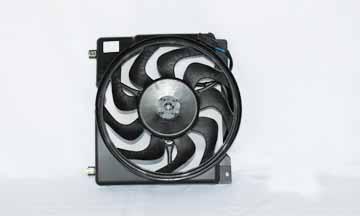 TYC # 620550 Radiator Fan Fits OE # 52079444AB