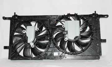 TYC # 620770 Radiator Fan Fits OE # 10427837