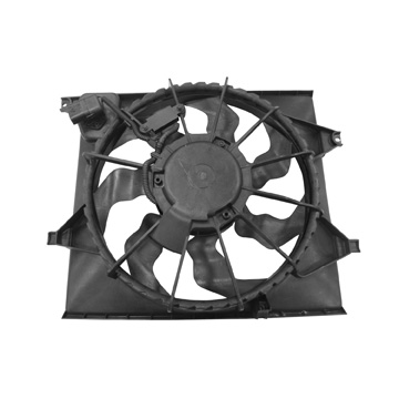 TYC # 622240 Radiator Fan Fits OE # 25380-2K000