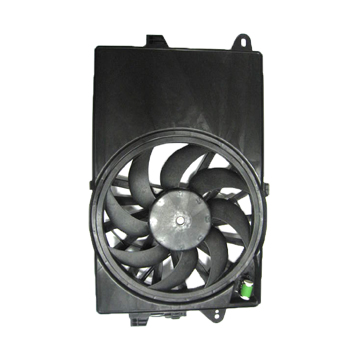 TYC # 623050 Radiator Fan Fits OE # 68184569AB