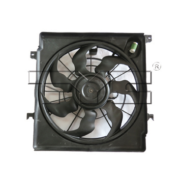 TYC # 623110 Radiator Fan Fits OE # 25380-3S290