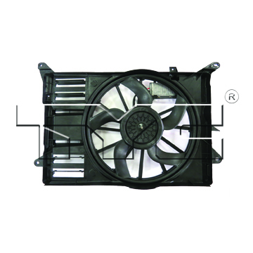 TYC # 623140 Radiator Fan Fits OE # CT4Z 8C607 A