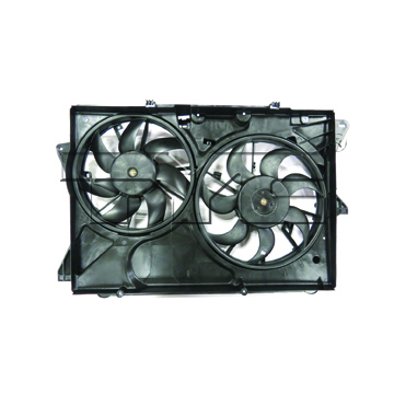 TYC # 623190 Radiator Fan Fits OE # DA8Z8C607A