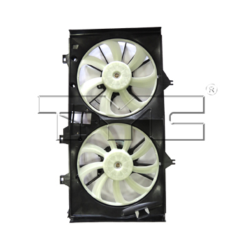 TYC # 623200 Radiator Fan Fits OE # 16711-0V110