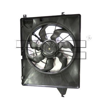 TYC # 623210 Radiator Fan Fits OE # 25380-B8800