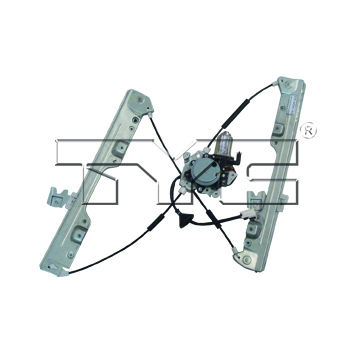 TYC # 660497 Window Regulator Replaces OE # 80730-CA00A