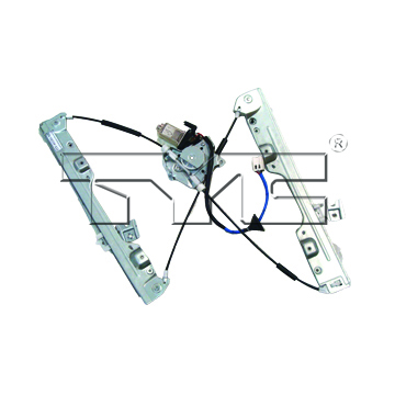 TYC # 660498 Window Regulator Replaces OE # 80731-CA00A