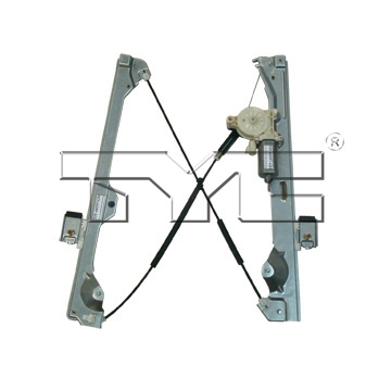 TYC # 660504 Window Regulator Replaces OE # 20945140