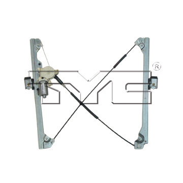 TYC # 660507 Window Regulator Replaces OE # 20945139