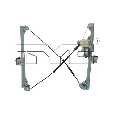 TYC # 660508 Window Regulator Replaces OE # 20945138