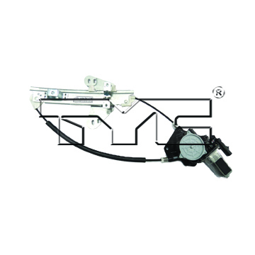 TYC # 660515 Window Regulator Replaces OE # 5056030AD
