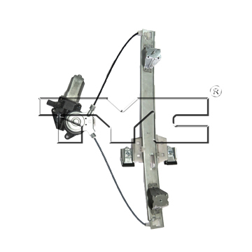 TYC # 660517 Window Regulator Replaces OE # AL3Z 1827000 A