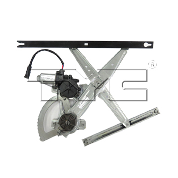 TYC # 660520 Window Regulator Replaces OE # 8C3Z 2627001 B